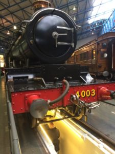 National Railway Museum - Inspection Pit