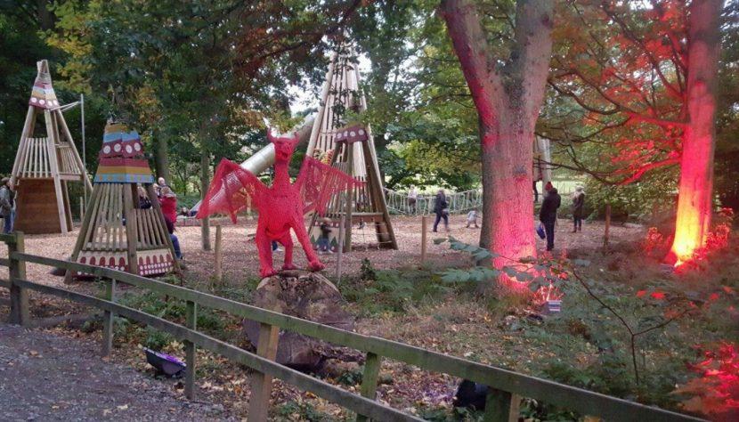 Stockeld Park - Enchanted Forest Playground