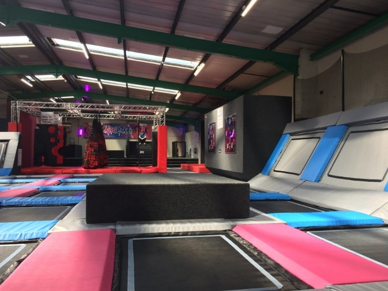 Airtime Trampoline park – Skelton – Attractions Near Me