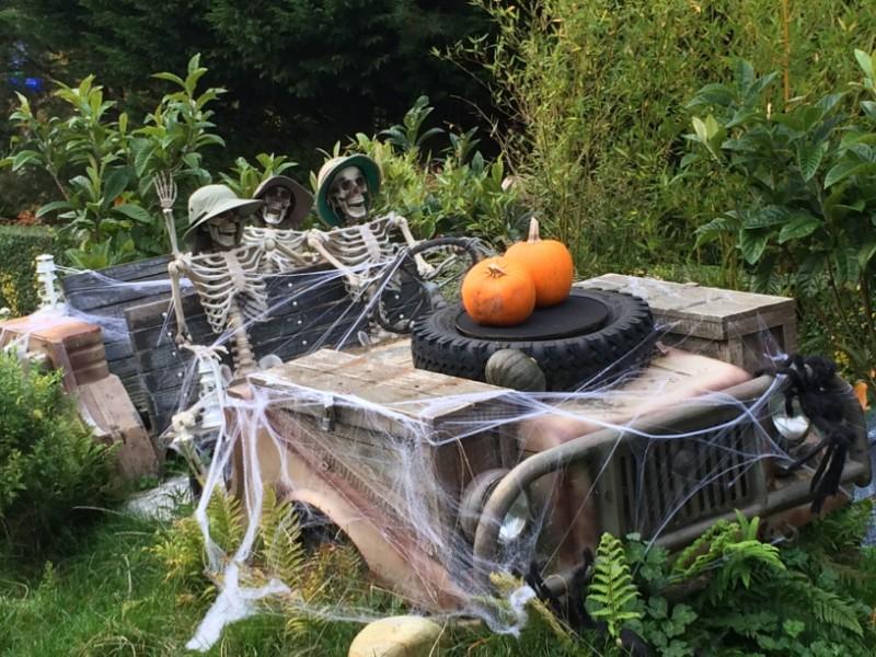Chessington-World-of-Adventures-Resort-Halloween-Theming