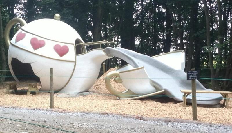 Stockeld-Park-Alice-in-Wonderland-Slide
