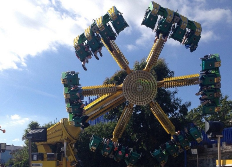 Adventure-Island-The-Dragons-Claw-Front-View