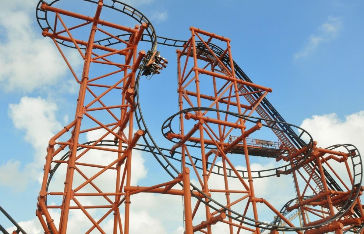 Flamingo Land Resort - Mumbo Jumbo