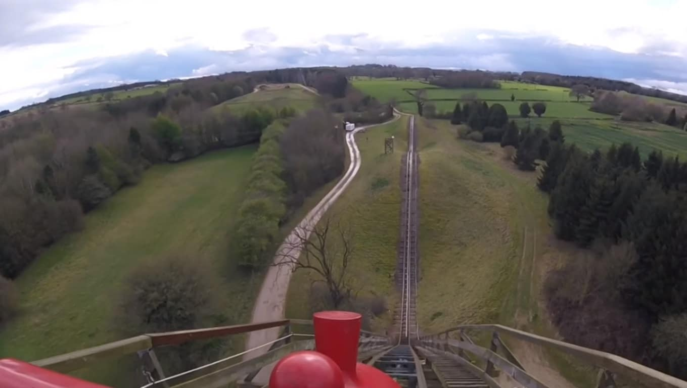 Lightwater Valley - The Ultimate 1st Drop