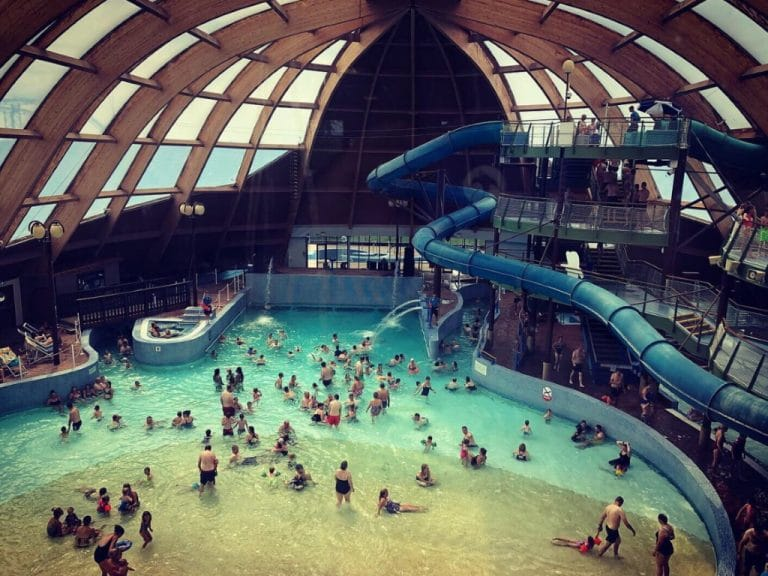Blue Lagoon Water Park Attractions Near Me