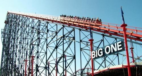 The Big One - Blackpool Pleasure Beach