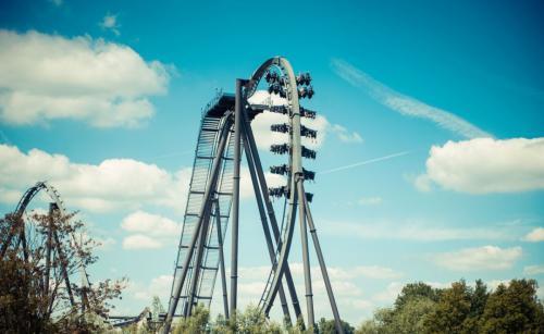 The Swarm - Thorpe Park